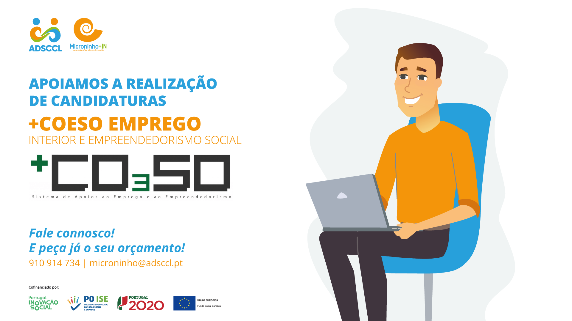 +CO3SO Interior e Empreendedorismo Social